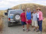 Hugger , Paint-brush , James  & Me  Sr Lion
