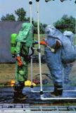 HAZMAT Fire Decontamination