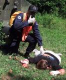 First Aid Exercise- calling for help