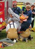 HAZMAT Fire Crew