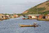 river to Phenom Penh