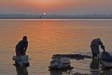 Varanasi, Ganges River