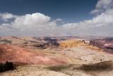 near Wadi Rum