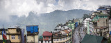 gangtok, panorama