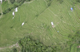 sikkim, helicopter ride