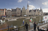 ghent, the Graslei