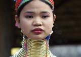 thailand, chiang mai, long-neck 2004