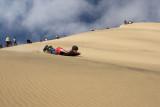 Swakopmund, sandboarding