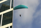 Lima, paragliding