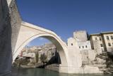 mostar, Petrified Moon bridge