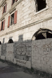 mostar, graffiti