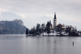 Bled Island, Church of the Assumption