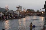 haridwar, Ganges River celebration