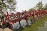 hanoi, Hoan Kiem lake