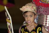borneo, sarawak village
