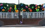 lanterns, kowloon park