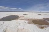 geysers, salt flat, Uyuni