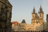 prague, Church of Our Lady before Tyn