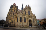 kosice, Cathedral of St. Elizabeth