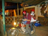 two up on a 150 from cusco to colimbia.JPG
