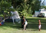 Bermuda: Long Bay park campers