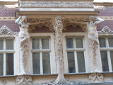 House of Kariatyda and Atlant