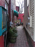Portsmouth Alley