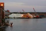 Sunrise Portsmouth Harbor