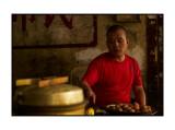 Egg cook, Shenyang (colour)
