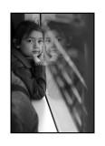 Jessica on Yamanote line