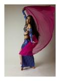Nourah, belly dancer, Tokyo