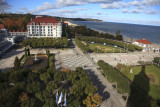 Sopot, view from the lighthouse
