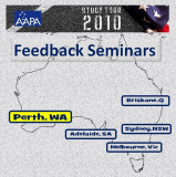AAPA 2010 Study Tour Feedback Seminar - Perth
