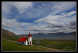 On the road from Isafjordur