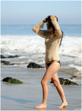 Beach, Bikini and Wet Hair