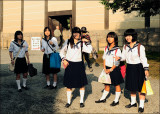 School Children of Japan