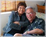 Johnny Calimlim & wife ALICE