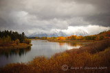Oxbow Bend October 1 Snow