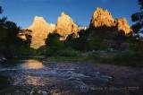 Zion Canyon Morning