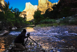 Photographing Zion