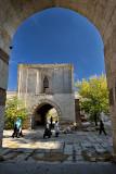 Mescit in the Sultanhani Caravanserai