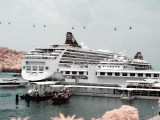 Cruise Ships at Harbourfront