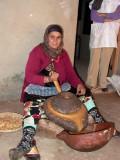 Hand made argan oil for eating