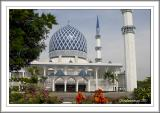 Sultan Salahuddin Abdul Aziz Mosque Shah Alam