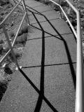 railings & sidewalk