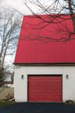 Le garage rouge
