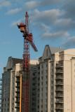 Condos en construction