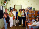 Visitors from Ekaterinburg