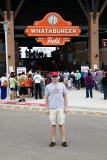 David at Whataburger Field