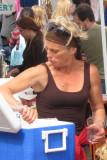 Linda Hamilton incognito in Astoria, perhaps?